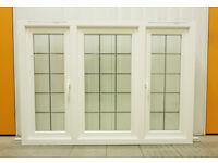 NEW Traditional Flush Casement double glazed timber window