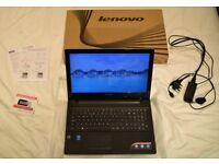 "REFURBISHED LAPTOP Lenovo G50-80 Windows 10 15.6"" Intel i3-5005u 2GHz 4GB Silver"