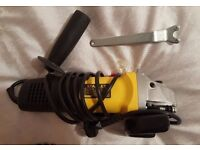 Stanley Angle Grinder, Brand New in Box