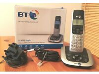 BT3520 Single Digital Cordless Phone with Answer Machine