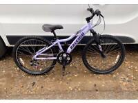 Girls Raleigh mountain 24'' wheels £65