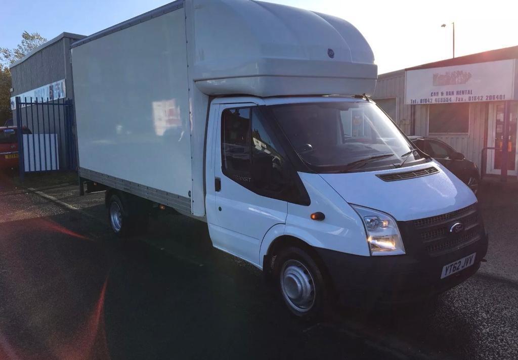 c2036dca1f Man and Van - Big Luton Van with Tail lift - Removals