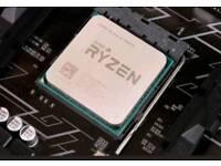 Ryzen 1600x & thermaltake contact 12 cooler