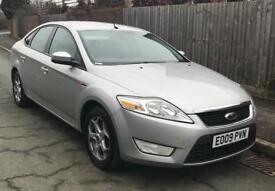 2009 Ford Mondeo Zetec 2.0TDCi 6 Speed FSH