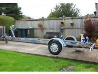 Fast Fisher Boat Trailer