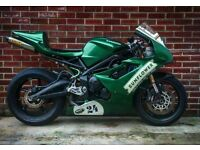 2011 Triumph Daytona 675 - Competitive Race/track bike