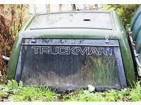 Truckman Top For Ford Ranger 05/06 Model crew cab
