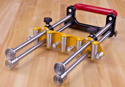 Roller Bender Roller Former Roll Former Sheet Metal Bender Rbd-350s