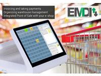 EMDI POS system