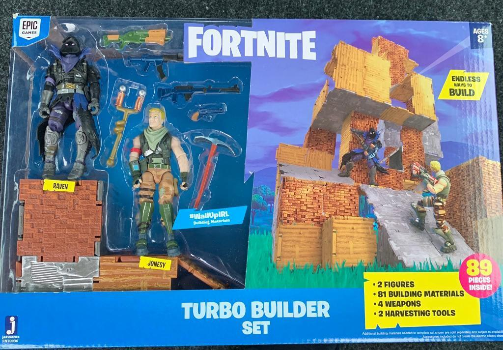 Fortnite Turbo Set With 2 Figures In Newburgh Fife
