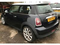 17 inch mini cooper alloys with 4 new tyres 300 no offers