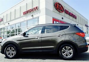 2013 Hyundai Santa Fe 2.4L FWD Low Kms! Kitchener / Waterloo Kitchener Area image 9