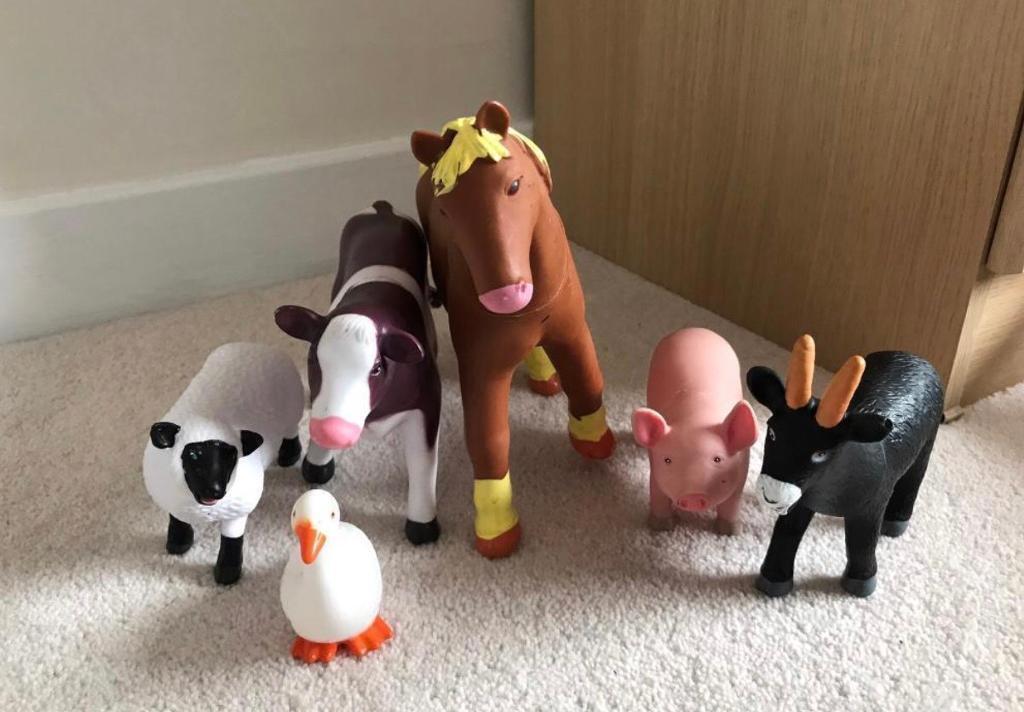 Learning resources jumbo animals - job lot £40 ono