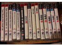 PS3 Game Bundle (15 Games)
