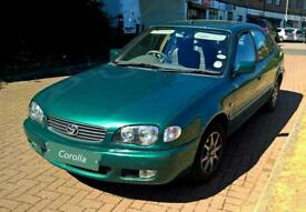 Toyota Corolla 1.6 VVTI Automatic