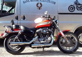 LOVELY 2004 HARLEY DAVIDSON XL1200R ROADSTER STAGE 1 TUNE 15669 LOW MILES