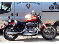 DEPOSIT RECEIVED 2004 HARLEY DAVIDSON XL1200R ROADSTER STAGE 1 TUNE 15669 LOW MILES