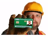 CSCS TEST & LEVEL 1 TEST TRAINING & CARD ,TRAFFIC MARSHALL