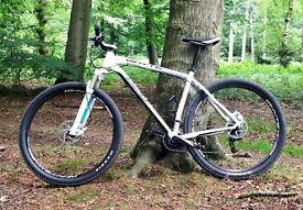 Whyte 629 2014 29er Hardtail Mountain Bike