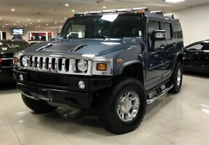 2006 Hummer H2 LOW KM|BOSE|SUNROOF|LEATHER|CERTIFIED|VERY CLEAN