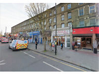 A two bedroom two bathroom flat in Acton
