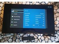 "Samsung LED TV 32"" like new"