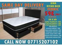 single double klng size leather divan sleigh crush velvet divan base bedding
