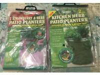 Patio Planters / Grow bags x4