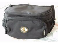 "Sun Sniper camera and accessory waist pouch/""bum bag"""