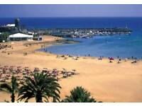 FANTASTIC FUERTEVENTURA 2 BED DUPLEX WITH GREAT POOL AND SEA VIEWS