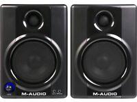 M-Audio Stereophile AV40 Speaker