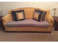 Super Comfy 3 Seater Sofa £90