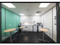 Desk in a shared office - Co-working space - inc WIFI & 24hr access - £150pm