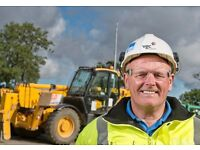 360 Excavator Operator Wanted - Glasgow Airport - VGC Group