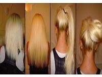 BIG HAIR, Human Hair Extensions, use GHDs & heat, DISCOUNTS