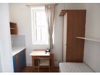Lovely self contained studio in Fulham AVAILABLE NOW £250 pw SHORT TERM LET