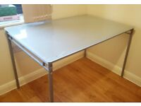 Ikea Glass Top Dining Table