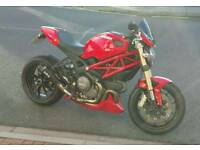 Ducati monster EVO 1100CC ABS
