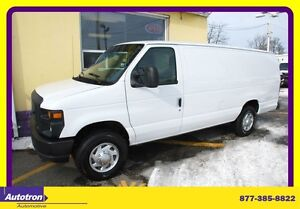 2014 Ford E-250 S.DUTY EXTENDED NO WINDOWS