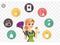 Domestic cleaning/end of tenancy and organising service 07958318195
