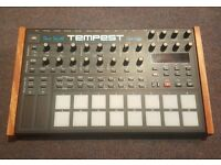 Tempest - Dave Smith Instruments & Roger Linn analog/digital hybrid drum machine & synthesizer