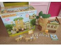 Sylvanian Families Country Tree House