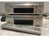 Denon dab tuner and cd stereo