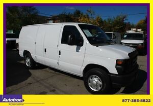 2012 Ford E-250 SUPER DUTY 3/4 TON NO WINDOWS