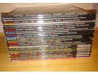 Total Film Magazines 218-245