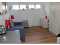 Self Contained studio flat for rent in Sunbury TW16.