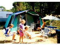 Lichfield Montana 4 frame tent - used
