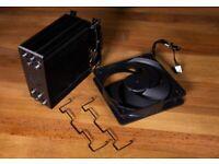 Cooler Master Hyper 212 - Black edition CPU air cooler