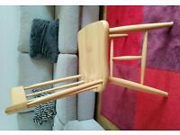4 x John Lewis kitchen chairs