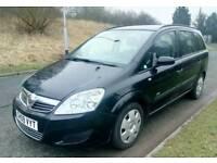 Vauxhall zafira 1.9 cdti 7 Seater Full mot Fsh Cheap and Bargain price